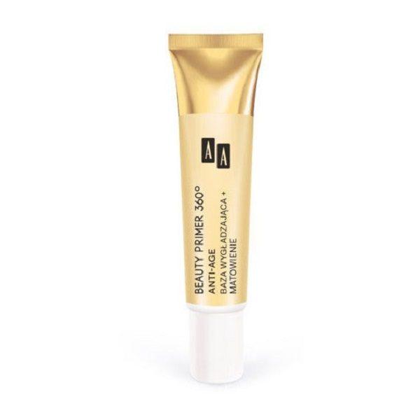 AA Beauty Primer 360 Anti-Age Skin De-Stress Complex baza wygładzająca 30ml
