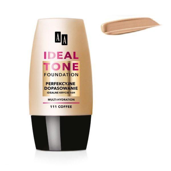 AA Ideal Tone Foundation podkład do twarzy 111 Coffee 30ml