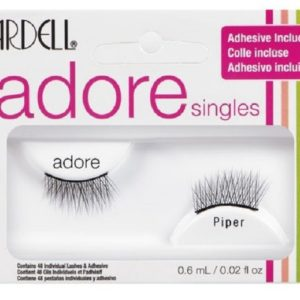 Ardell Adore Accents 1 para sztucznych rzęs Piper
