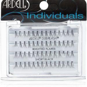 Ardell Rzęsy i akcesoria Individual Knotted zestaw 56 kępek rzęs Short Black