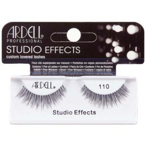 Ardell Studio Effects 110 1 para sztucznych rzęs Black