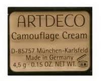 Artdeco Camouflage Cream Kamuflaż magnetyczny w kremie nr 03 4.5g