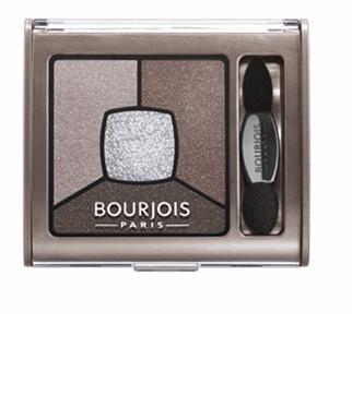 Bourjois Smoky Stories Quad Eyeshadow Palette cienie do powiek 05 Good Nude 3