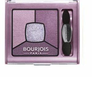 Bourjois Smoky Stories Quad Eyeshadow Palette cienie do powiek 07 In Mauve Again 3