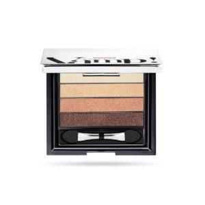 Pupa Vamp 4- Eyeshadow Palette paleta 4 cieni do powiek 004 4g