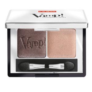 Pupa Vamp Compact Duo podwójne cienie do powiek 004 2