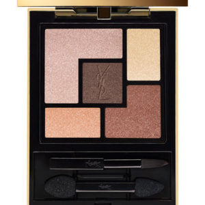 Yves Saint Laurent Couture Palette 5 Colors paleta cieni do powiek 14 Rosy Contouring 5g