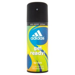 Adidas Get Ready Cool&Dry For Him dezodorant spray 150ml