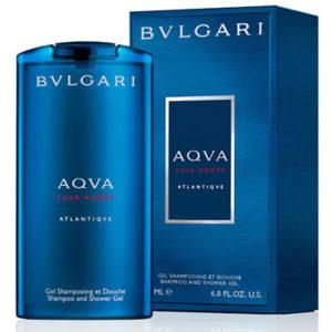 Bvlgari Aqva Atlantiqve Pour Homme Shower Gel żel pod prysznic 200ml
