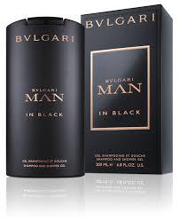 Bvlgari Man In Black żel pod prysznic 200ml
