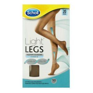 Light Legs rajstopy uciskowe 20 DEN cieliste (S/M)