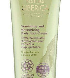 Natura Siberica Nourishing&Moisturizing Daily Foot Cream odżywczo-nawilżający krem do stóp 75ml