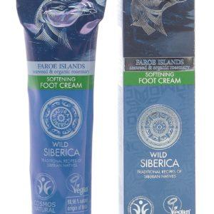 Natura Siberica Wild Siberica Softening Foot Cream wygładzający krem do stóp 75ml