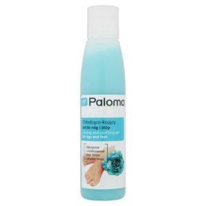 Paloma Foot Spa Cooling And Soothing Gel For Legs And Feet chłodząco - kojący żel do nóg i stóp 125ml