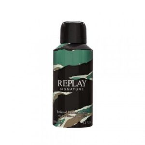 Replay Signature Man dezodorant spray 150ml