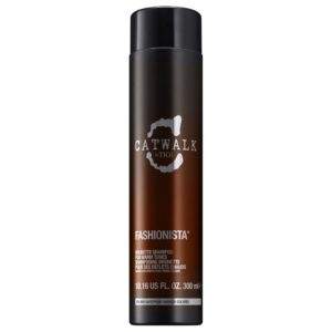 Tigi Catwalk Fashionista Brunette Shampoo szampon do włosów brązowych 300ml