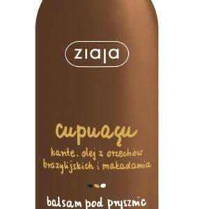 Ziaja Cupuacu balsam pod prysznic do twarzy ciała i włosów każdy rodzaj skóry 300ml