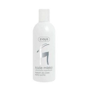 Ziaja Kozie Mleko balsam do ciała odżywienie i wygładzenie skóra sucha 300ml