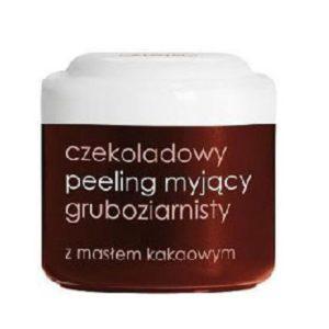 Ziaja Masło Kakaowe peeling myjący gruboziarnisty Czekoladowy 200ml